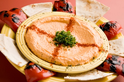 CK Mediterranean's famous hummus